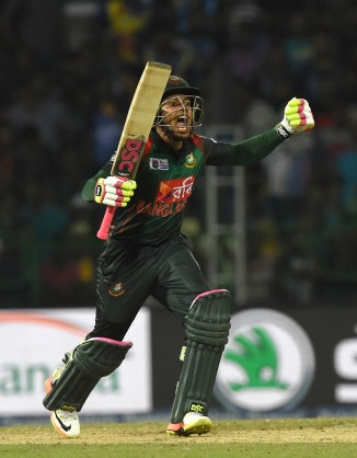 Mushfiqur Rahim 72 not out Sri Lanka Bangladesh 3rd Match Nidahas Trophy Colombo cricket