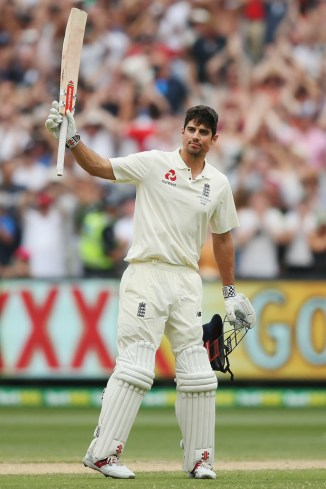 Alastair Cook 244 not out England Australia Ashes cricket