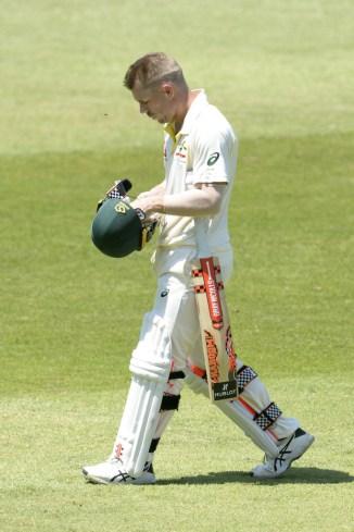 Brad Hogg David Warner Quinton de Kock South Africa Australia Test series cricket
