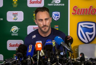 Faf du Plessis believes Australia ball tampering earlier in the series Steve Smith David Warner Cameron Bancroft South Africa cricket