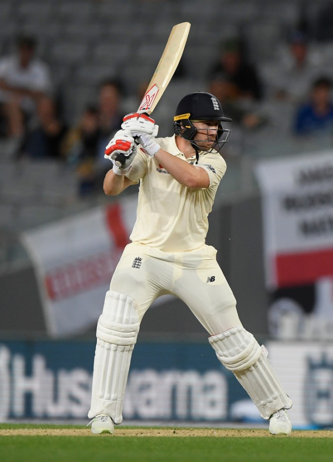 Mark Stoneman 55 New Zealand England 1st Test Day 4 Auckland cricket