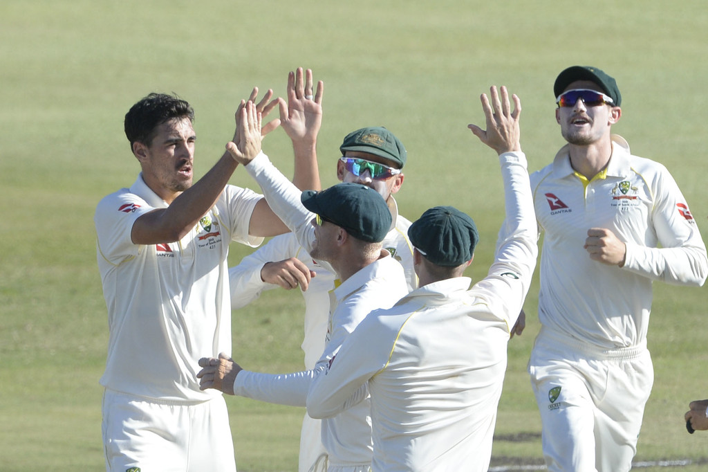 Mitch Starc Tore South Africa Apart Last Night