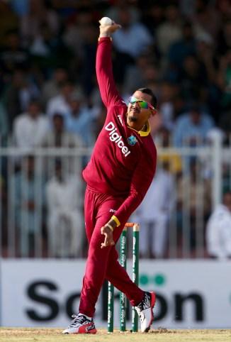 Sunil Narine reported suspect action Lahore Qalandars Pakistan Super League PSL Pakistan West Indies cricket