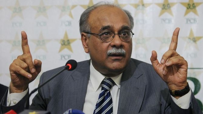 Najam Sethi Pakistan West Indies T20 series National Stadium Karachi April cricket