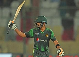 Babar Azam 97 not out Pakistan West Indies 2nd T20 Karachi cricket