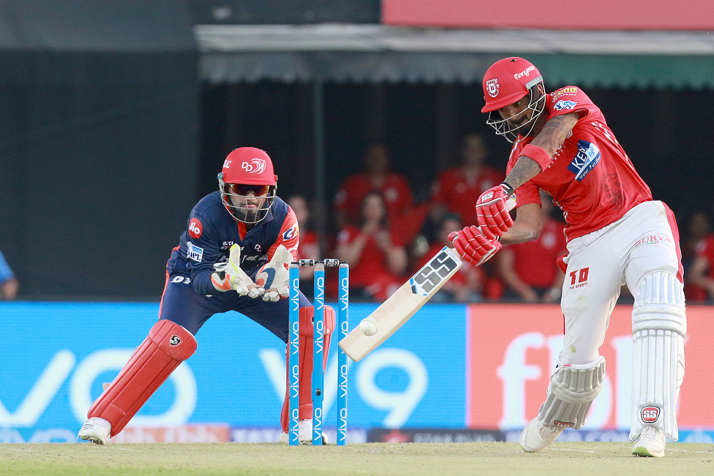 KL Rahul smashes fastest IPL fifty ever, guides Kings XI Punjab home