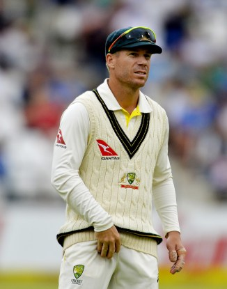 Michael Vaughan David Warner abusing teams and other players but not India Australia South Africa cricket