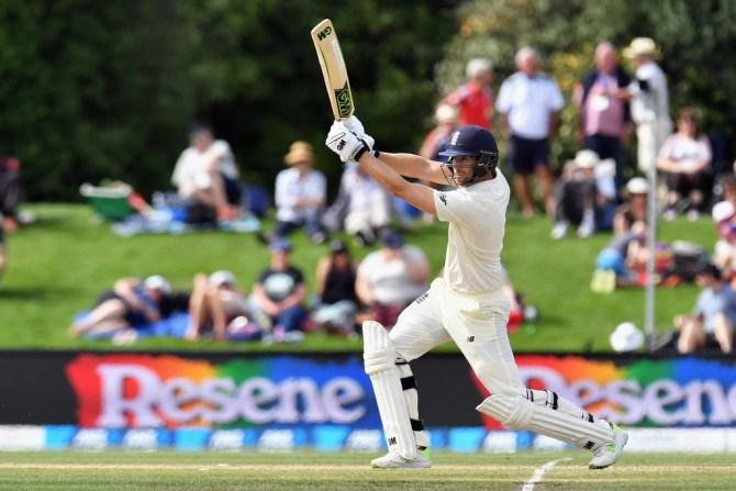 Dawid Malan 53 New Zealand England 2nd Test Day 4 Christchurch cricket