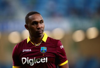 Dwayne Bravo Darren Sammy Cricket West Indies not allowing them participate Hurricane Relief T20 Challenge charity match West Indies ICC Rest of the World XI Lord's cricket