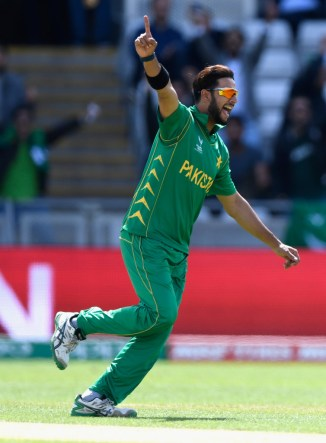 Imad Wasim travel England knee treatment Pakistan cricket