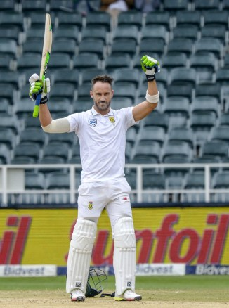 Faf du Plessis 120 South Africa Australia 4th Test Day 4 Johannesburg cricket