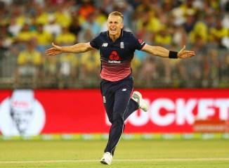 Tom Curran replaces Mitchell Starc Kolkata Knight Riders Indian Premier League IPL cricket
