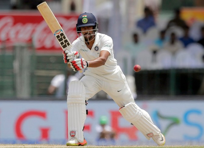 Wriddhiman Saha doubtful Test match Afghanistan thumb injury India cricket