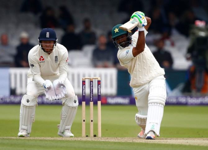 Asad Shafiq 59 England Pakistan 1st Test Day 2 Lord's cricket
