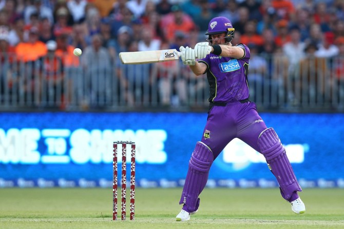 Dan Christian signs three year deal Melbourne Renegades Hobart Hurricanes Big Bash League BBL cricket