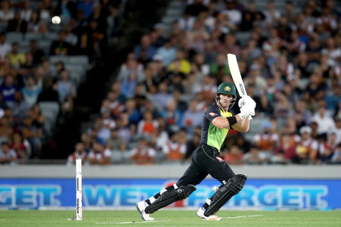 D'Arcy Short open batting Australia Tests ODIs T20s cricket