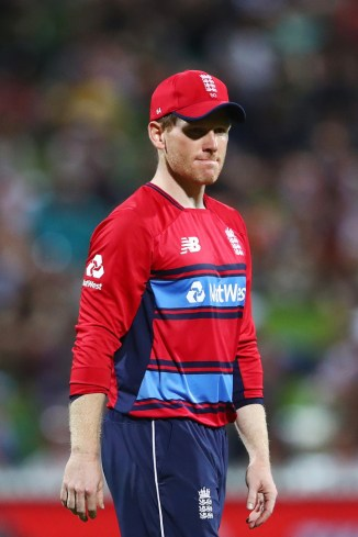 Eoin Morgan ruled out Hurricane Relief T20 Challenge charity match ICC Rest of the World XI West Indies Lord's cricket