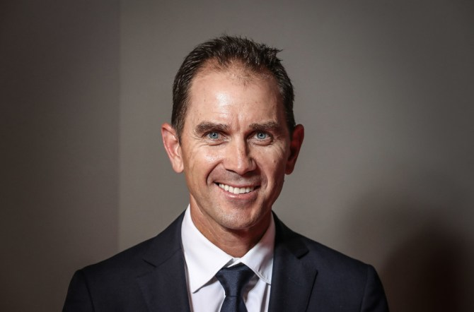 Justin Langer appointed Australia's head coach cricket