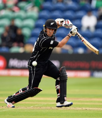 New Zealand Luke Ronchi Mitchell McClenaghan included ICC Rest of the World XI squad Hurricane Relief T20 Challenge charity match West Indies Lord's May 31 cricket