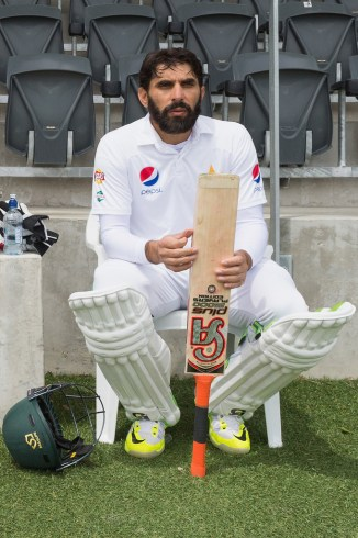 Misbah-ul-Haq believes Pakistan could upset England Test series cricket