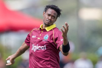Ronsford Beaton suspended bowling international cricket illegal action ICC West Indies cricket