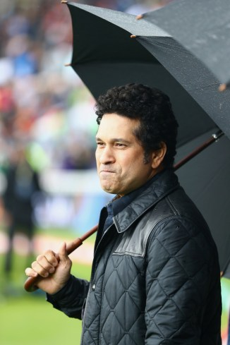 Sachin Tendulkar thought first Test innings Pakistan Karachi would be his last India cricket