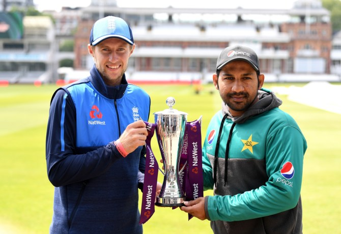 Sarfraz Ahmed Pakistan take advantage England struggles Test cricket 1st Test Lord's cricket