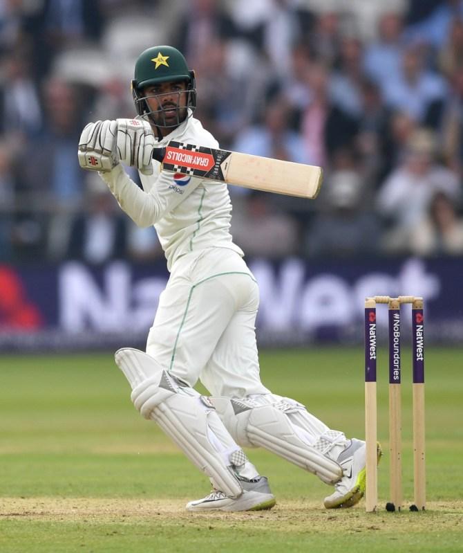 Shadab Khan 52 England Pakistan 1st Test Day 2 Lord's cricket