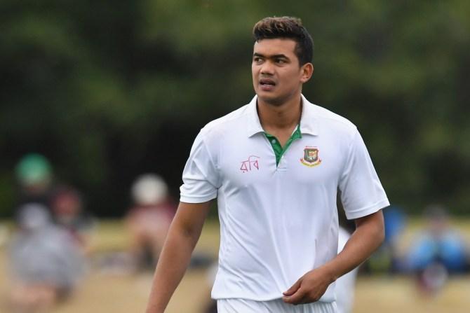 Taskin Ahmed Test career in danger back injury Bangladesh cricket