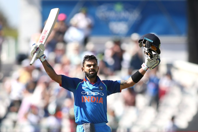 Shane Warne Virat Kohli better Sachin Tendulkar number of hundreds chasing target in ODIs India cricket