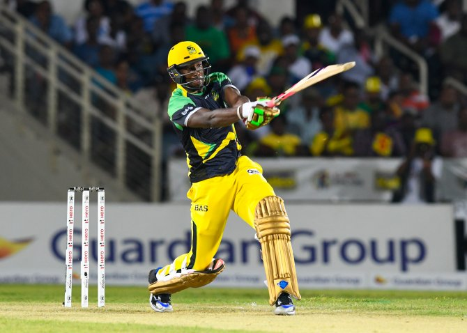 Andre Russell named captain Jamaica Tallawahs Caribbean Premier League CPL cricket