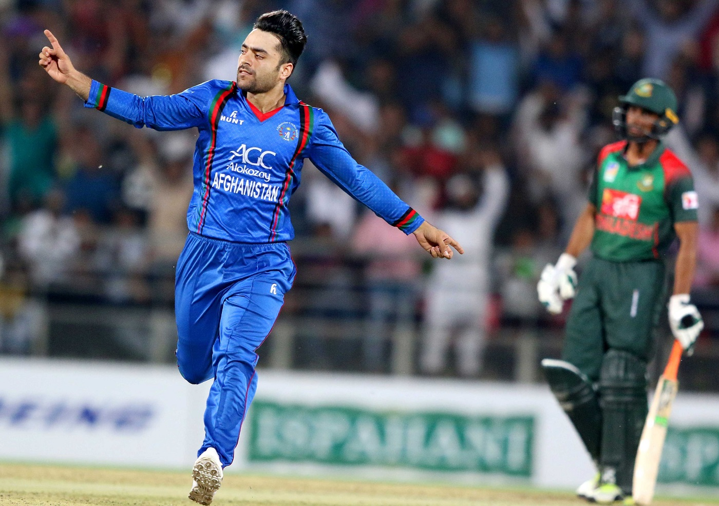Afghanistan beat Bangladesh by six wickets