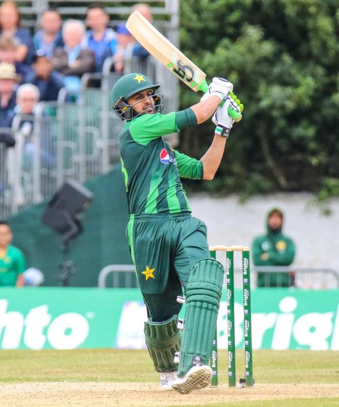 Shoaib Malik 49 not out Scotland Pakistan 2nd T20 Ediburgh cricket