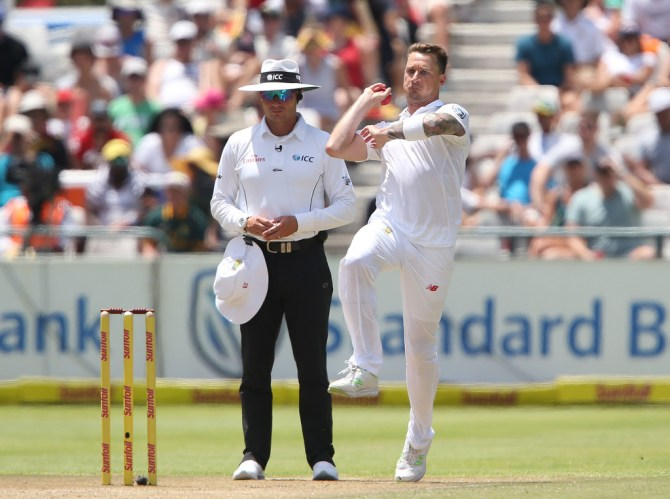 Dale Steyn picked South Africa Test squad Sri Lanka series cricket