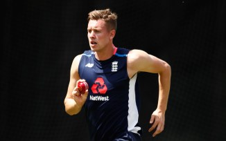 Jake Ball called up replace Chris Woakes out first part Australia ODI series quad strain England cricket