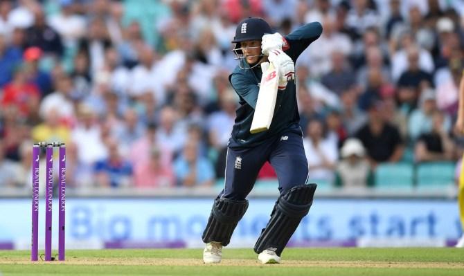 Joe Root 50 England Australia 1st ODI The Oval cricket