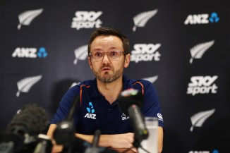 Mike Hesson resigns New Zealand head coach cricket