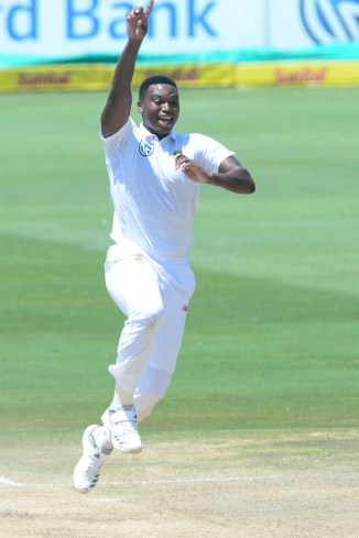 Lungi Ngidi determined become new-ball bowler South Africa cricket