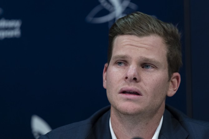 Steve Smith four days crying after ball tampering scandal Australia cricket