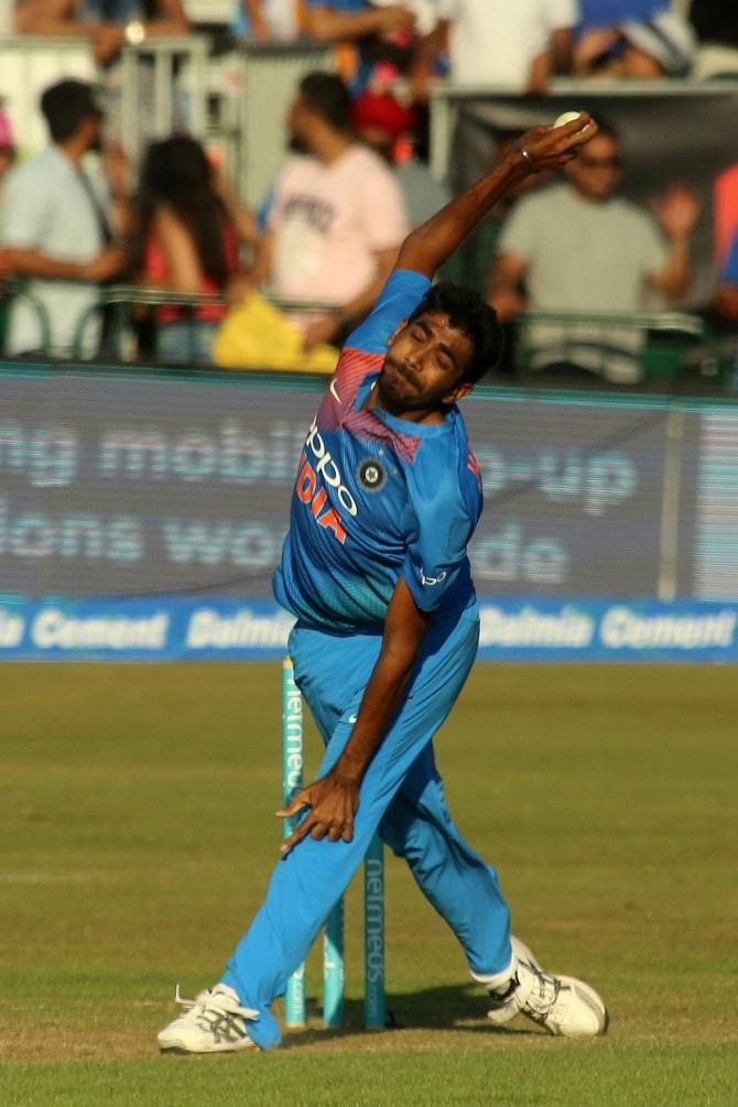 Jasprit Bumrah miss ODI series England fractured left thumb India cricket
