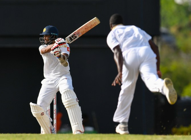 Chandimal included in Sri Lanka's squad for South Africa Test series