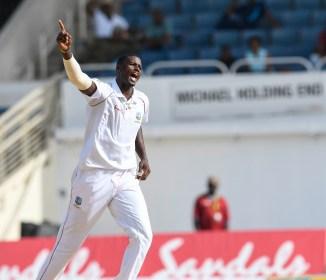 Jason Holder six wickets West Indies Bangladesh 2nd Test Day 3 Jamaica cricket
