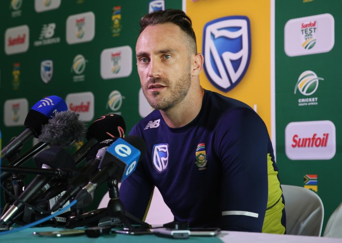 Faf du Plessis wants ICC introduce harsher penalties for ball tampering South Africa cricket