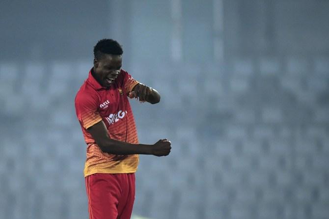 Blessing Muzarabani quits international cricket to play in England Zimbabwe cricket