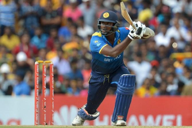Angelo Mathews 79 not out Sri Lanka South Africa 2nd ODI Dambulla cricket