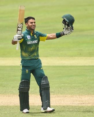Reeza Hendricks 102 Sri Lanka South Africa 3rd ODI Pallekele cricket