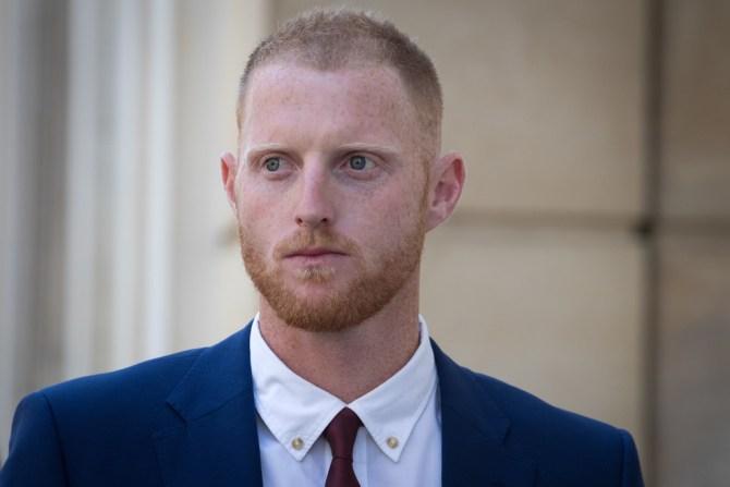Ben Stokes not guilty affray England cricket