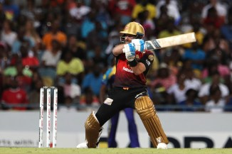 Brendon McCullum 66 Trinbago Knight Riders Barbados Tridents Caribbean Premier League CPL cricket