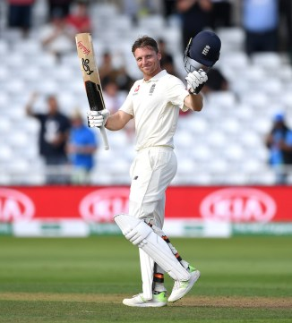 Jos Buttler 106 England India 3rd Test Day 4 Nottingham cricket