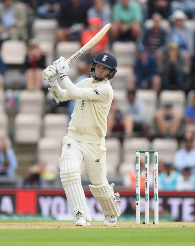 Sam Curran 78 England India 4th Test Day 1 Southampton cricket